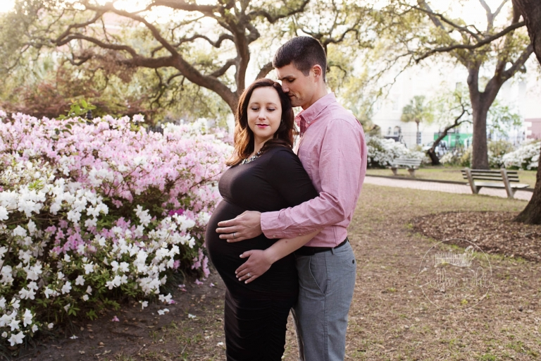 Maternity Session Charleston
